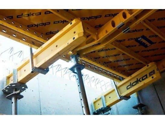 Formwork and formwork system for concrete DOKADEK 30 by Doka Italia