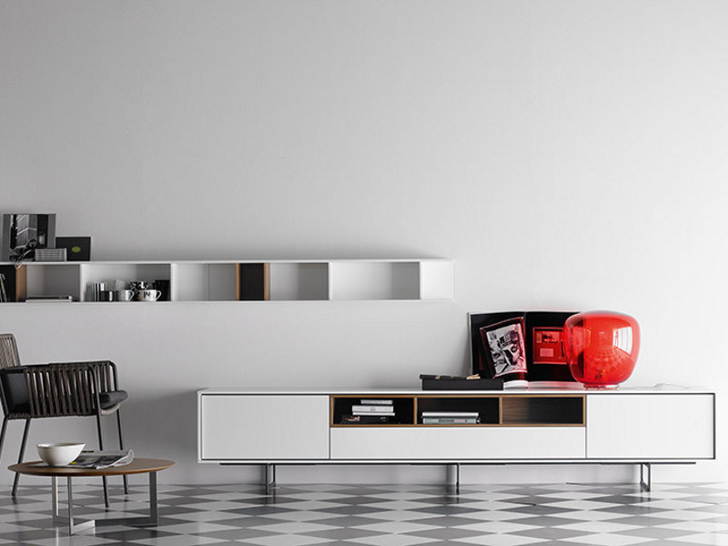 Lacquered sideboard AURA C6 by TREKU