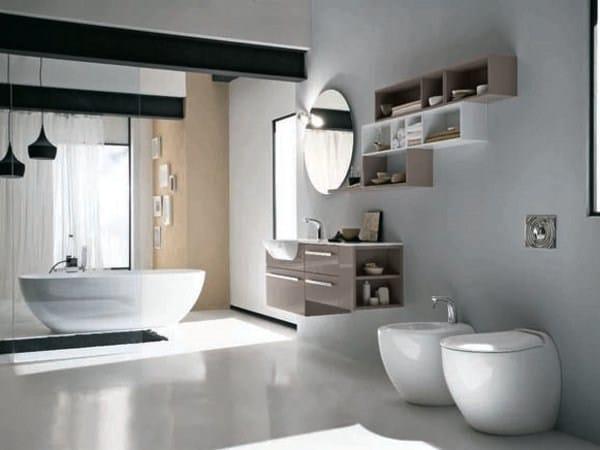 Bathroom furniture set AB 902 by RAB Arredobagno
