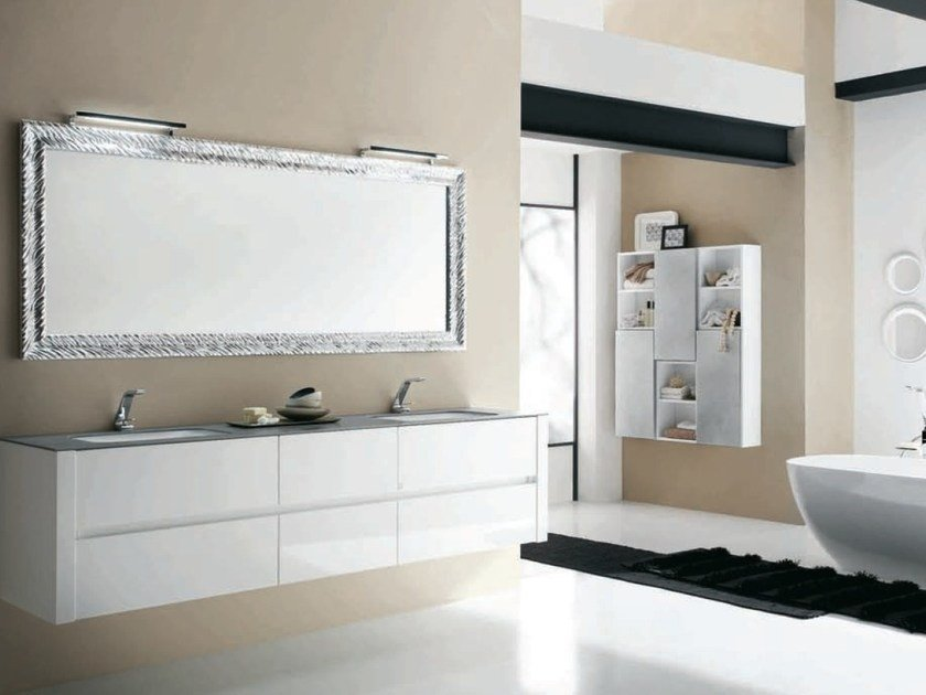 Bathroom furniture set AB 904 by RAB Arredobagno