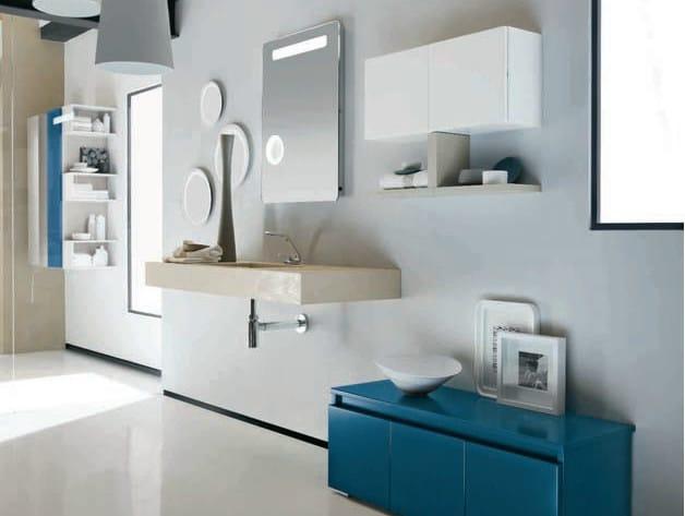 Bathroom furniture set AB 905 by RAB Arredobagno