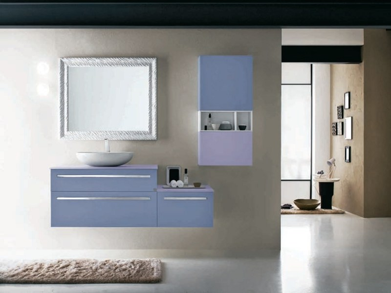 Bathroom furniture set AB 906 by RAB Arredobagno