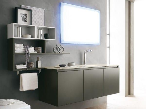 Bathroom furniture set AB 911 by RAB Arredobagno