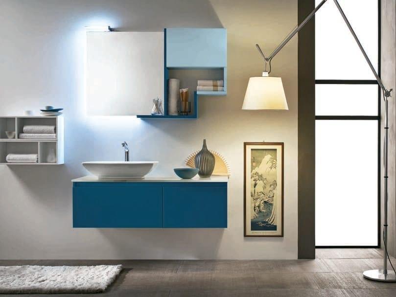 Bathroom furniture set AB 913 by RAB Arredobagno