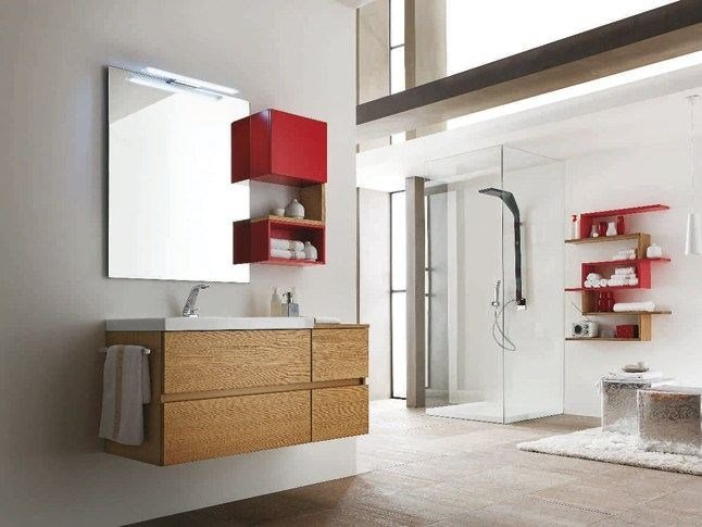 Bathroom furniture set AB 914 by RAB Arredobagno