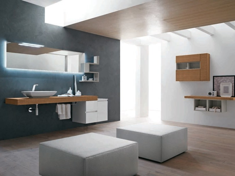 Bathroom furniture set AB 916 by RAB Arredobagno