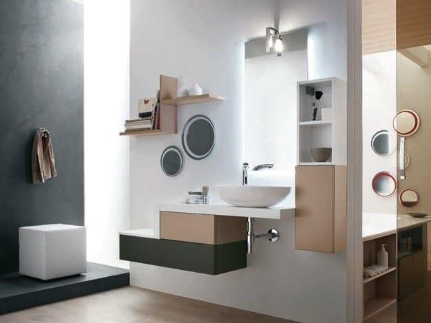 Bathroom furniture set AB 919 by RAB Arredobagno