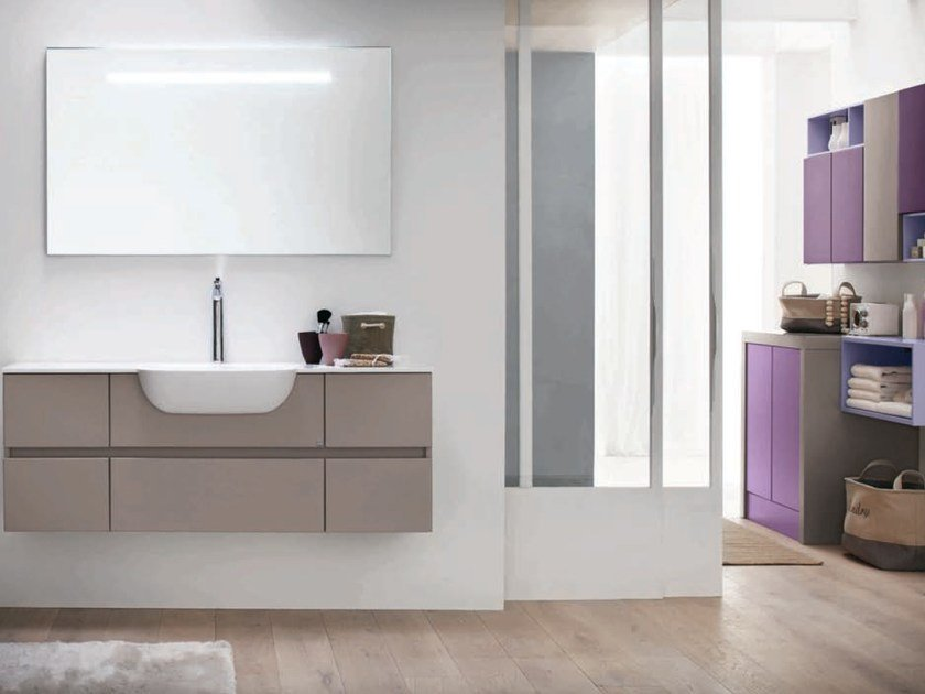 Bathroom furniture set AB 921 by RAB Arredobagno