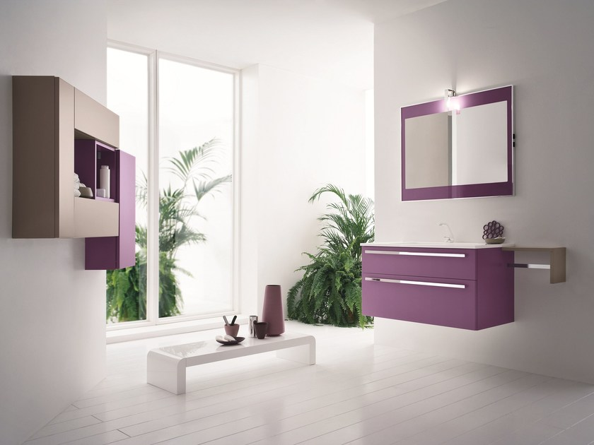 Bathroom furniture set AB 924 by RAB Arredobagno