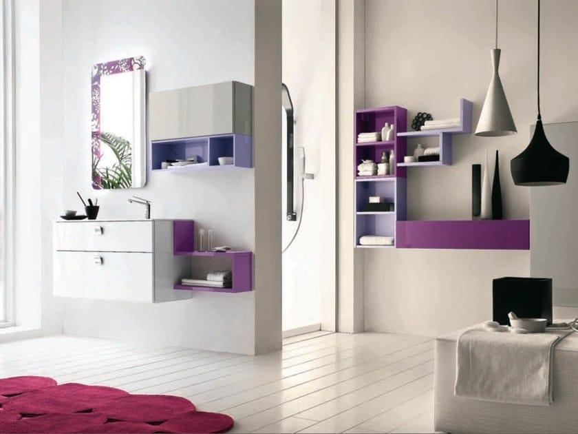 Bathroom furniture set AB 925 by RAB Arredobagno
