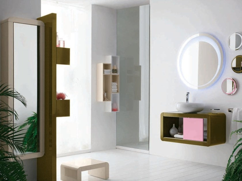 Bathroom furniture set AB 926 by RAB Arredobagno
