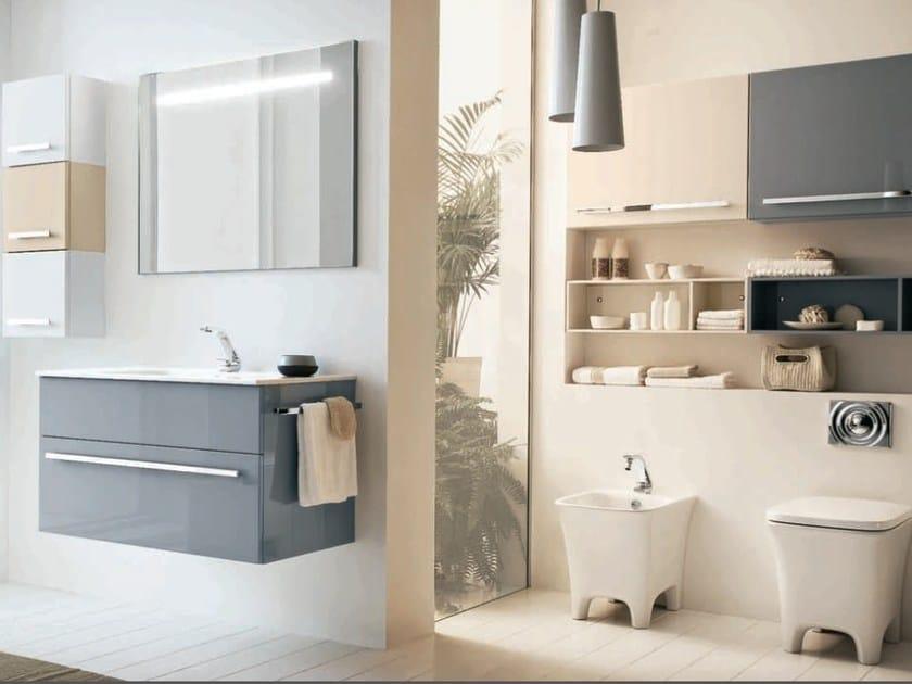 Bathroom furniture set AB 928 by RAB Arredobagno