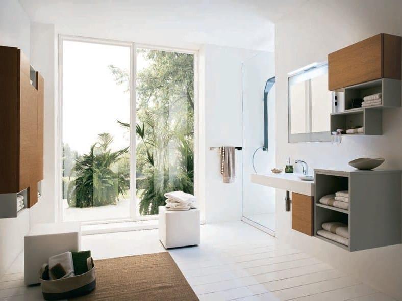 Bathroom furniture set AB 929 by RAB Arredobagno