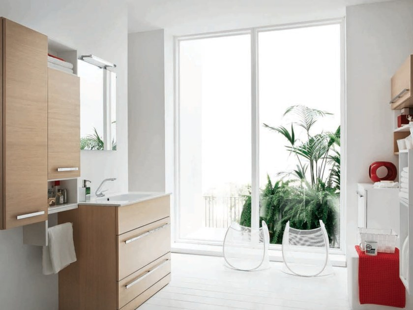 Bathroom furniture set AB 930 by RAB Arredobagno