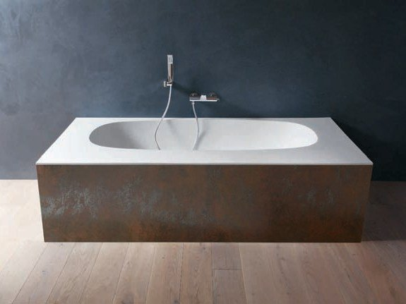 Rectangular bathtub CLOE SYSTEM | Bathtub by RAB Arredobagno
