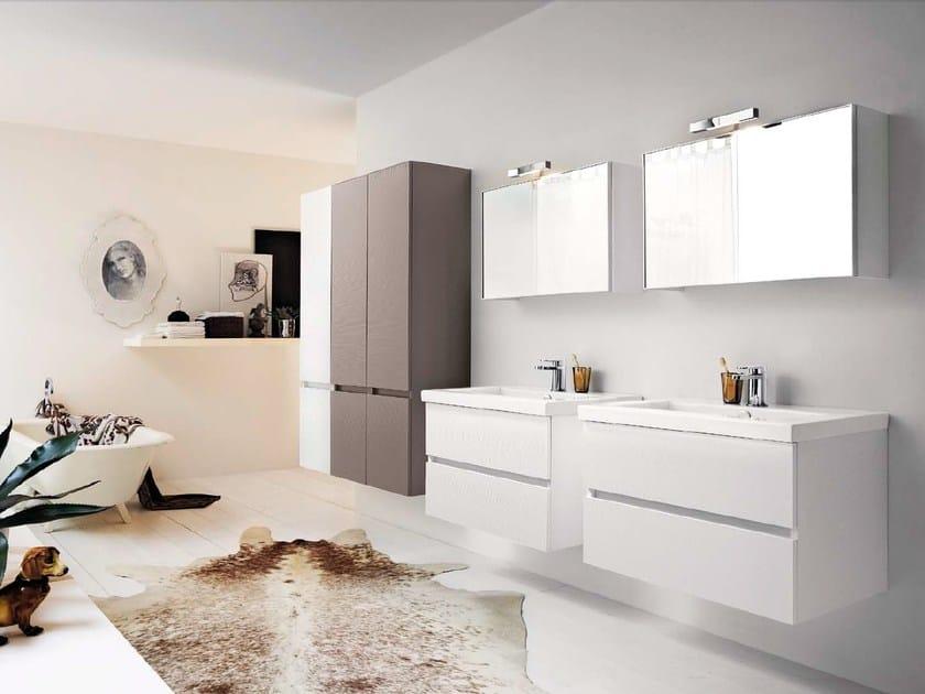 Bathroom furniture set 50 by RAB Arredobagno