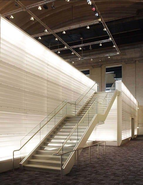 ARCOPLUS® ONDA Interior design con arcoPlus® Onda