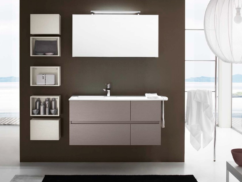Bathroom furniture set 55 by RAB Arredobagno
