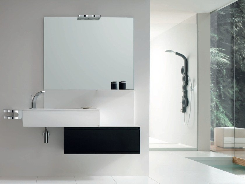 Single vanity unit AB 7024 by RAB Arredobagno