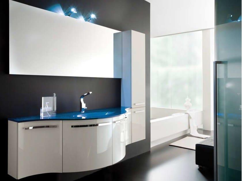 Bathroom furniture set AB 216 by RAB Arredobagno