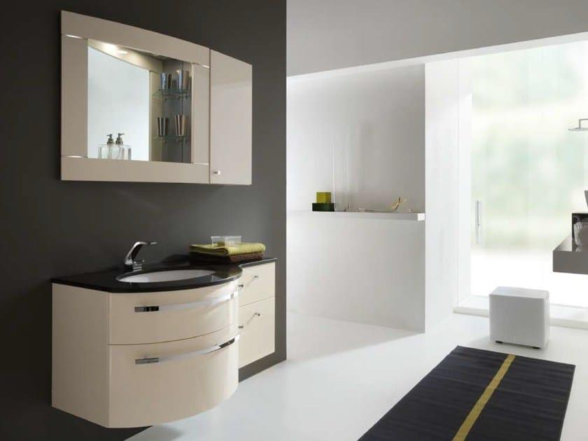 Bathroom furniture set AB 220 by RAB Arredobagno