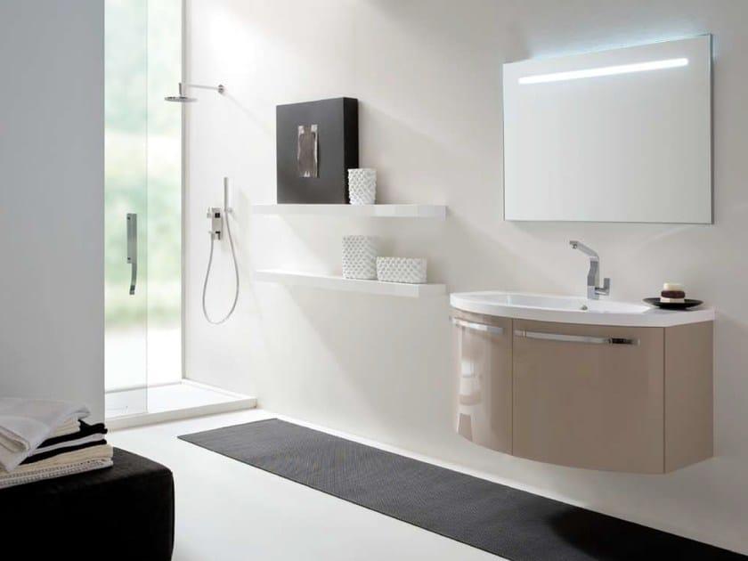 Bathroom furniture set AB 222 by RAB Arredobagno
