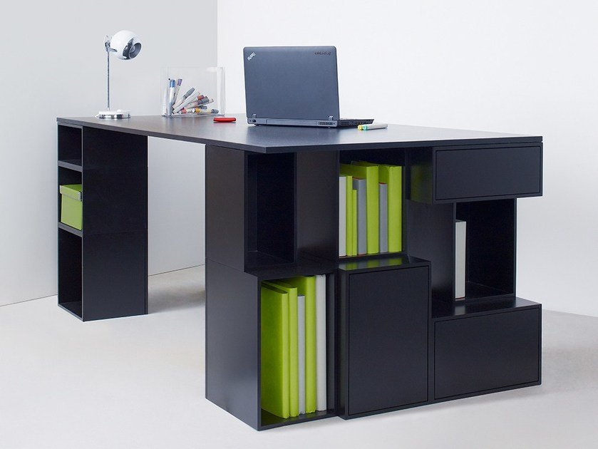 Modular writing desk CUBIT by Cubit by Mymito