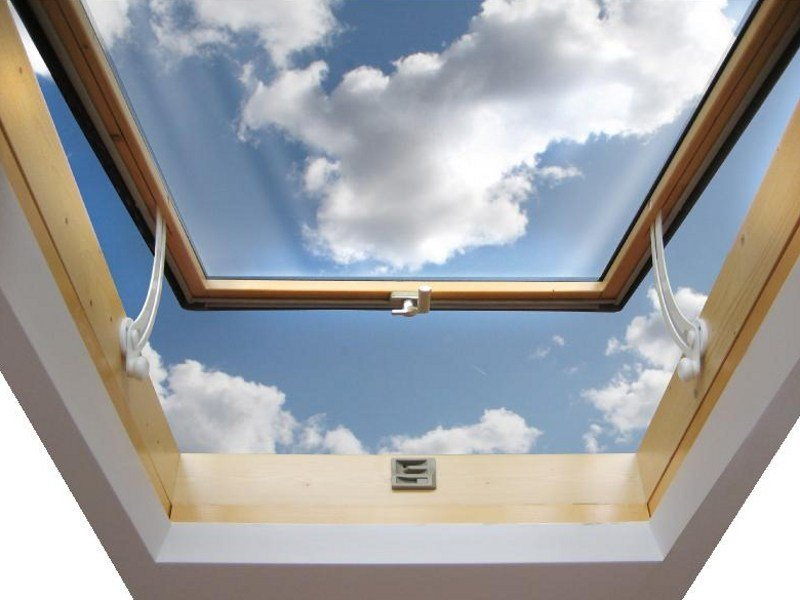 Roof window LUNA by LUXIN
