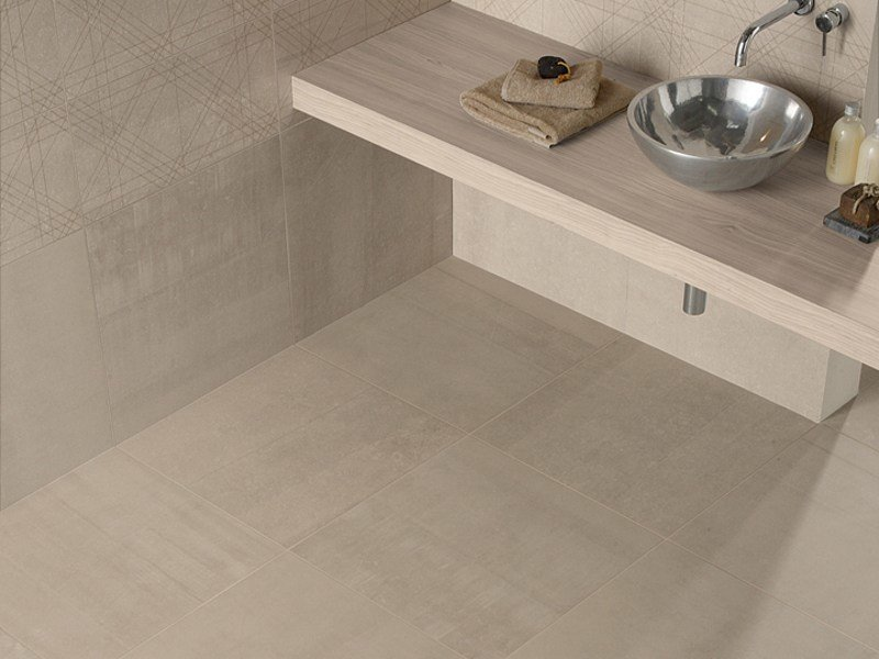 Indoor wall/floor tiles BACK IVORY by CERAMICHE KEOPE