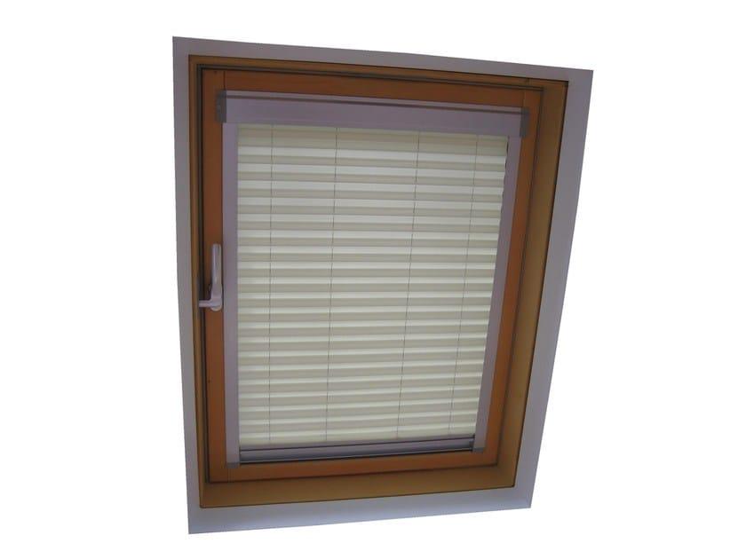 Technical fabric skylight pleated blind LUXIN | Skylight pleated blind by LUXIN