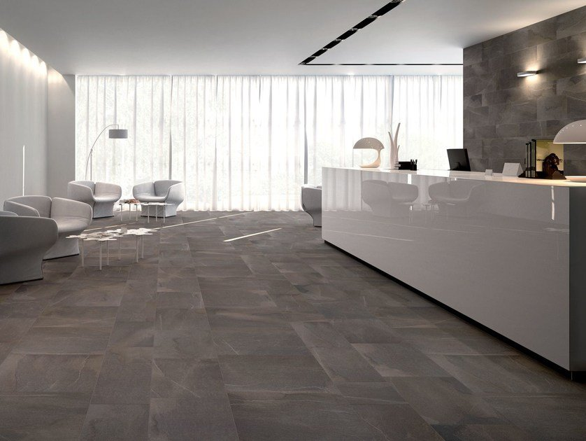 Indoor/outdoor wall/floor tiles PERCORSI EXTRA Pietra di Faedis by CERAMICHE KEOPE