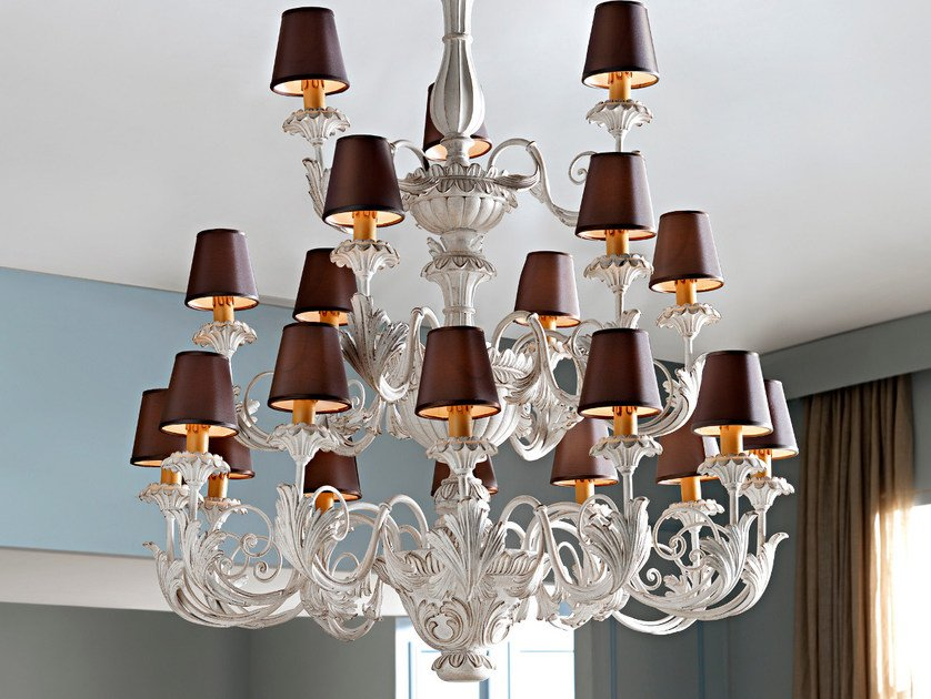 Classic style chandelier 535 | Chandelier by Grifoni Silvano