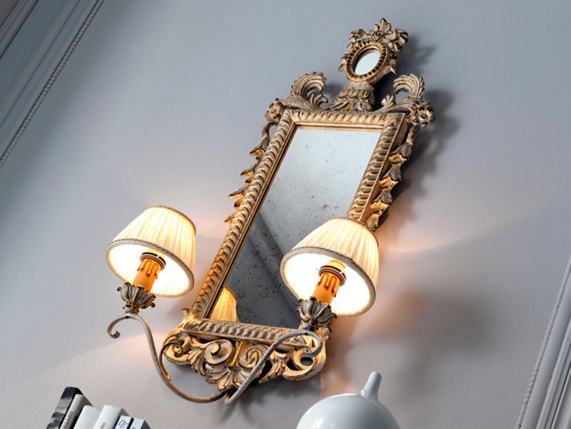 Classic style wall lamp 1673 | Wall lamp by Grifoni Silvano