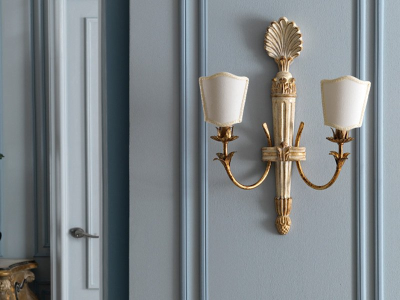 Classic style wall lamp 1721   Wall lamp by Grifoni Silvano