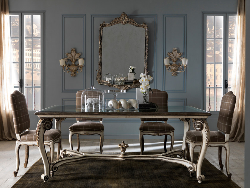 Rectangular dining table 3628 | Table by Grifoni Silvano