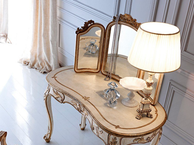 Classic style framed mirror 62 | Mirror by Grifoni Silvano