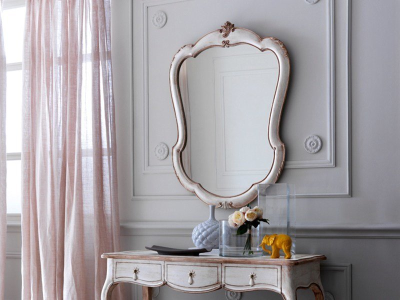 Classic style mirror 3521 | Mirror by Grifoni Silvano
