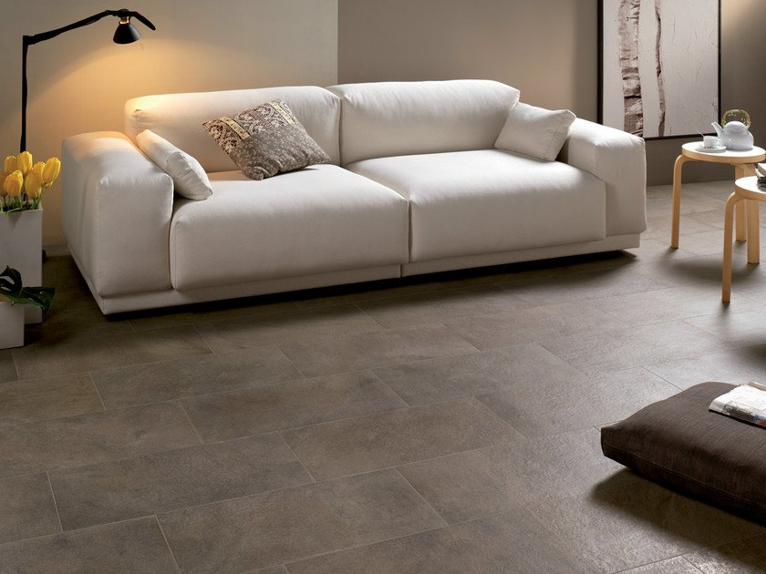Porcelain stoneware wall/floor tiles SUNRISE COFFEE by CERAMICHE KEOPE