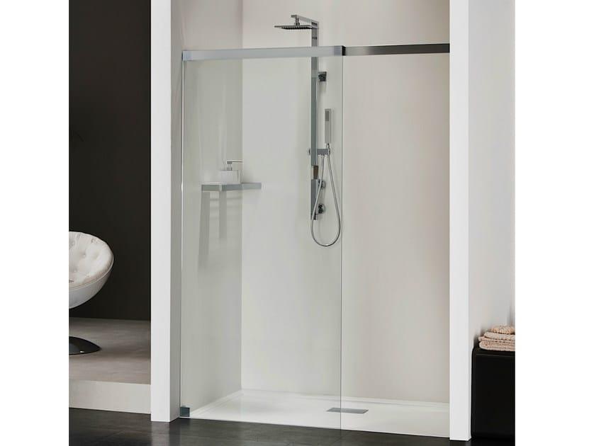 Niche crystal shower cabin LIBERO 5000 by Duka