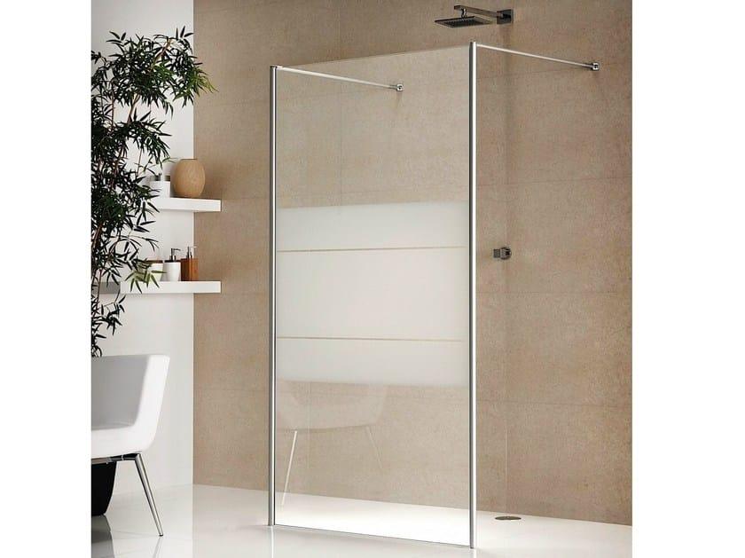 LIBERO 4000 Box doccia rettangolare in cristallo