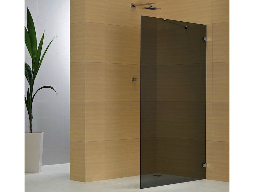 Crystal Walk in shower LIBERO 4000 by Duka