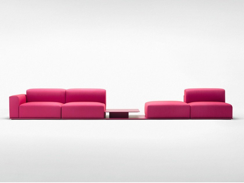 Sectional sofa COVER by paola lenti