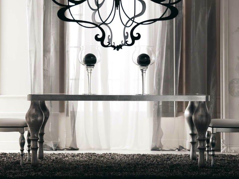 Rovere laccato nero tempera opaco acciaio u cspotless metalu d vetro
