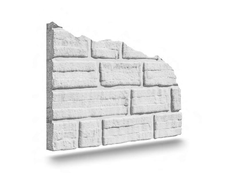 Matrix for fair faced concrete wall ADDA by PLASMACEM