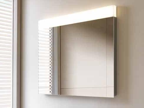 Durastyle specchio per bagno by duravit design matteo thun