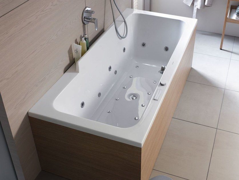 DURASTYLE | Bathtub By Duravit design Matteo Thun & Partners