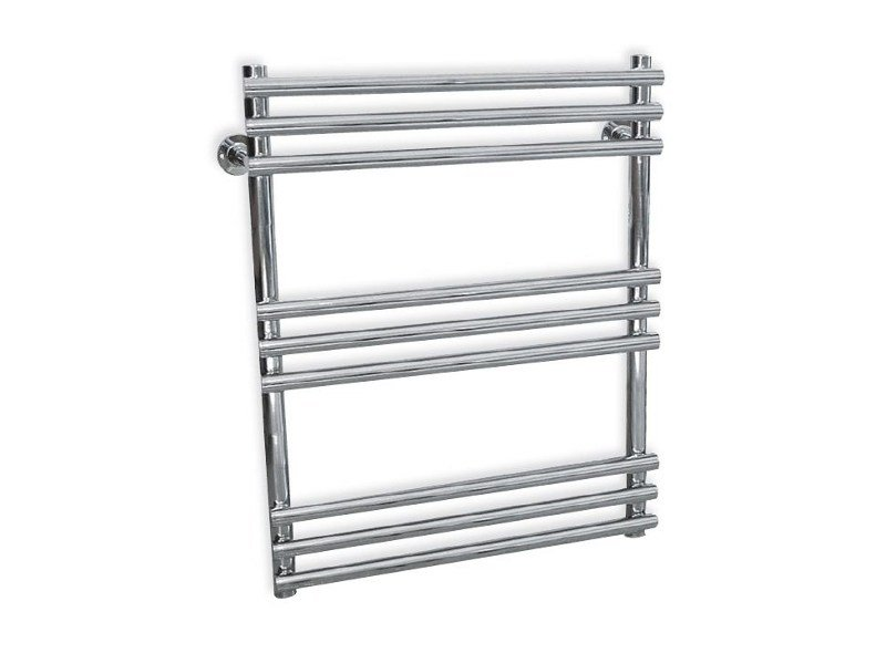 Wall-mounted chrome towel warmer HOT SPOT by OMP
