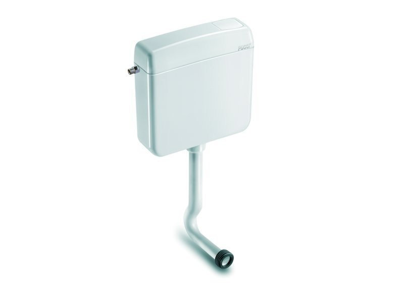 External WC cistern PUCCI VIVA® EXPOSED by PUCCIPLAST