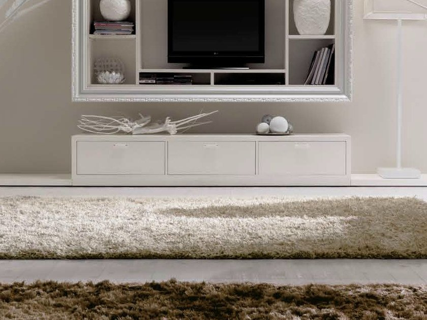 Wooden sideboard with drawers KEOPE by CorteZari