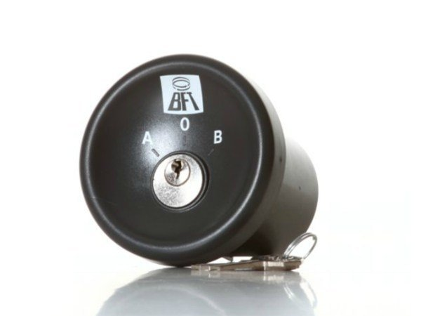 Key switch for exteriors INTRO by Bft